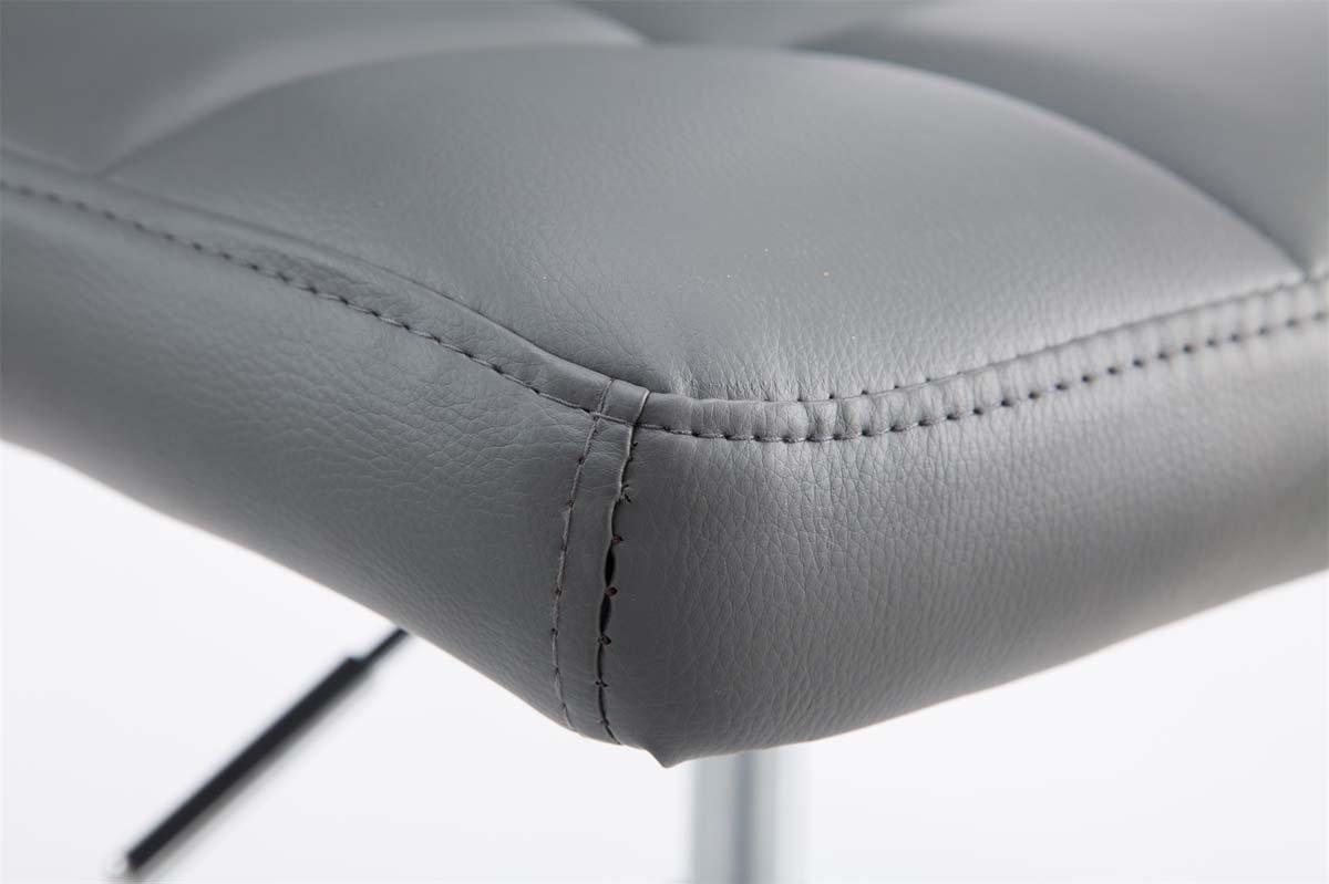 Woltu 9108 1 sgabello da bar sedia alta con schienale quadrato
