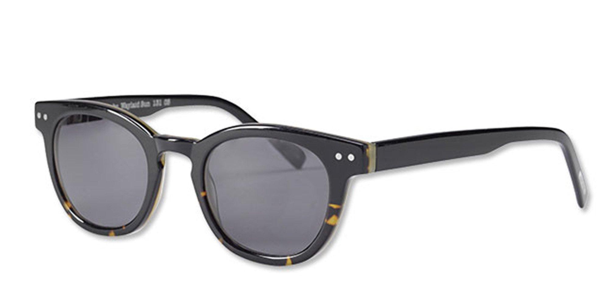 Orvis Men's All-Day Reader Sunglasses, Black, Magnification: 2.00X