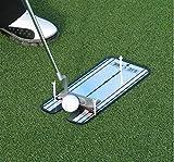 USA Premium Store Golf Putting Mirror Training Eyeline Alignment Practice Trainer Aid Portable USA