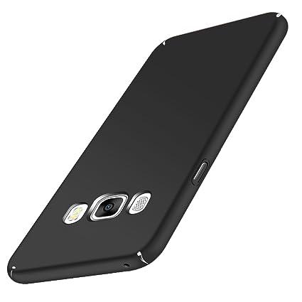 Funda Samsung Galaxy J5 2016, Aostar Galaxy J5 2016 Funda protectora PC Parte Trasera Dura Resistente a Arañazos Plating Case Cover Carcasa Caso de ...