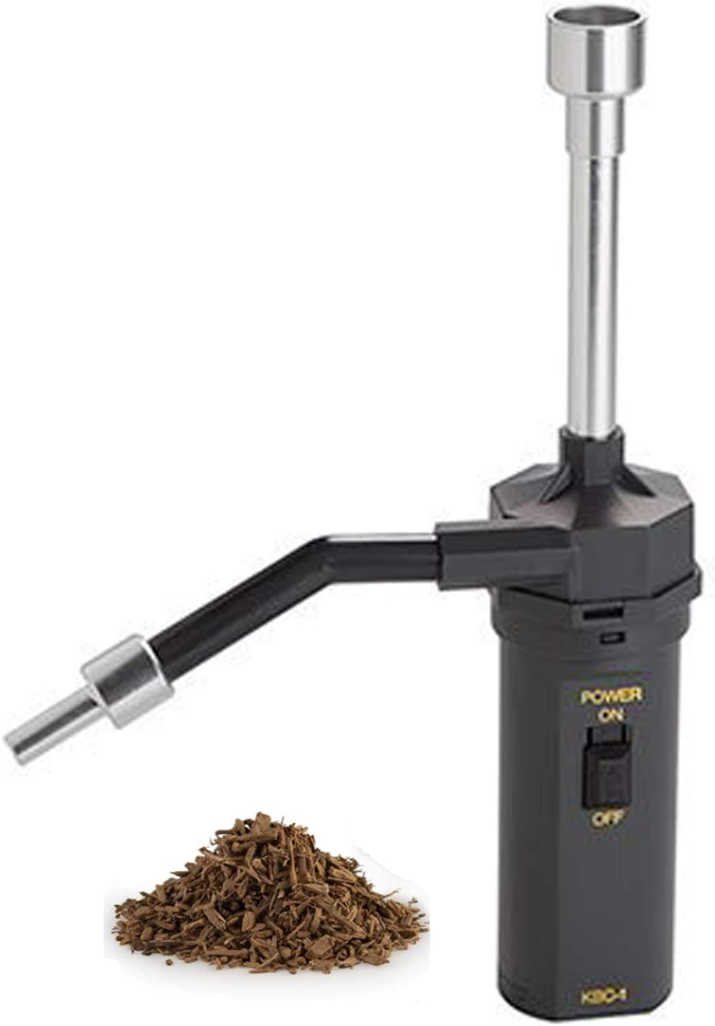 Huanxin Smoking Gun Food Smoker, Cocktail Drink Smoker,Food Smoker, Wood Chips Included
