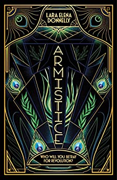 Armistice by Lara Elena Donnelly fantasy book reviews