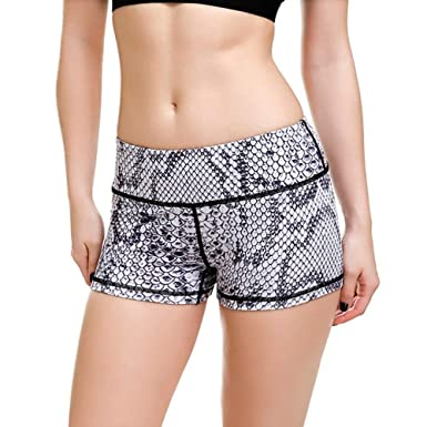 Lannister Gran Tamaño Outfit Yoga Mujeres S A Gris Shorts ...