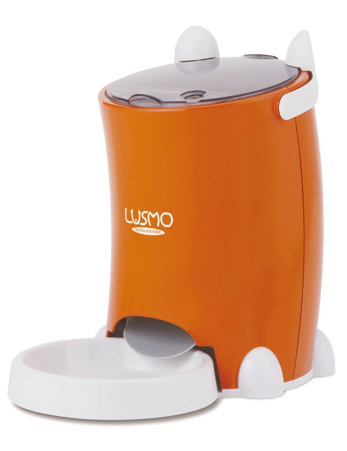 LUSMO Automatic Pet Feeder Orange L-AF120O