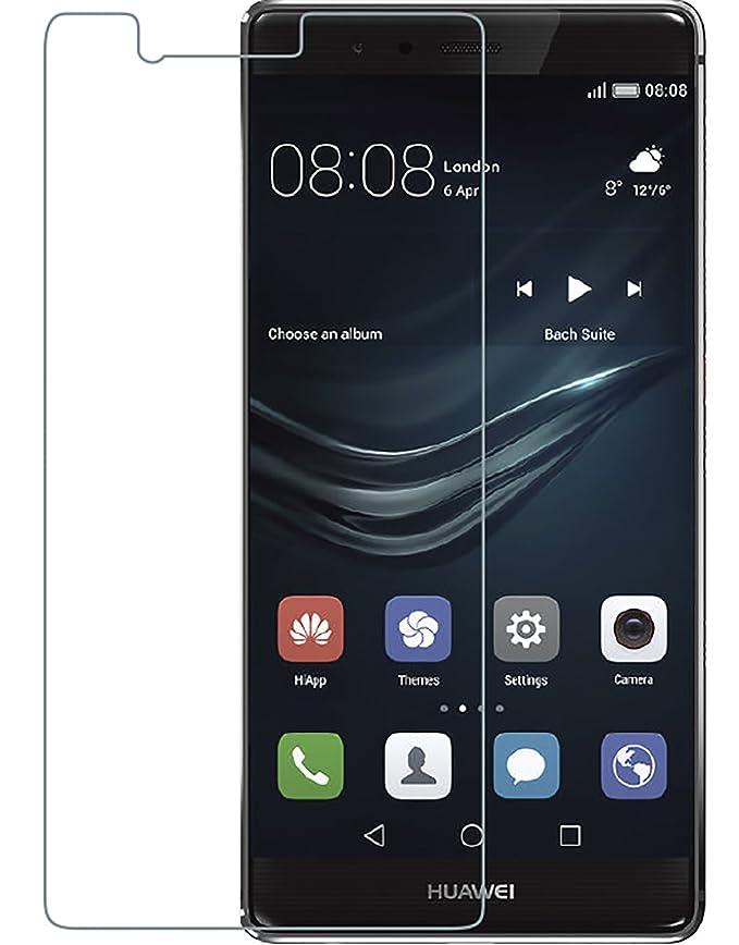 Cabling® Huawei P9 protección pantalla de cristal templado ...