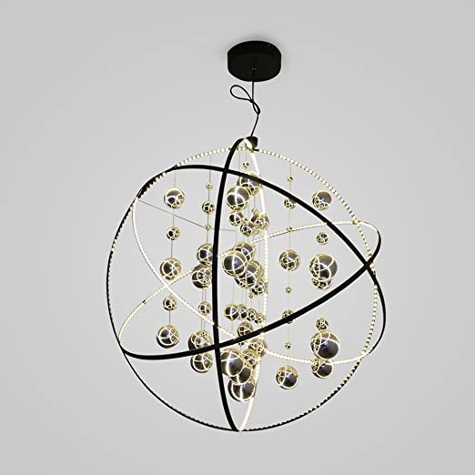 modern pendant light fixtures panel simple. Pumpink Nordic Simple Planet Pendant Lights Chandelier Modern Personality  Alloy Space Ceiling Lamp Led Big Universe Modern Pendant Light Fixtures Panel Simple