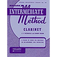 Rubank Intermediate Method - Clarinet (Rubank Educational Library): 52