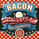 "Trends International 2017 Wall Calendar, September 2016 - December 2017, 11.5"" x 11.5"", Bacon By Cory Steffen"