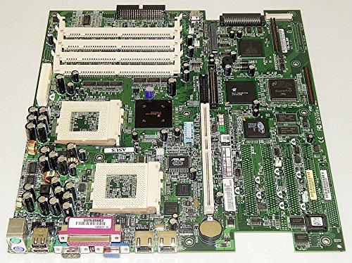 ASUS TR-DLSR ServerWorks LE 3.0 Dual INTEL P3 133FSB Socket-370 Server Motherboard