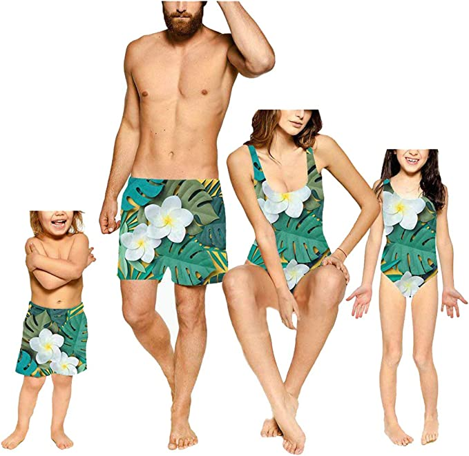 You Know And Good No.1 Dad Fathers Day Mens Swim Trunks Bathing Suit Beach Shorts