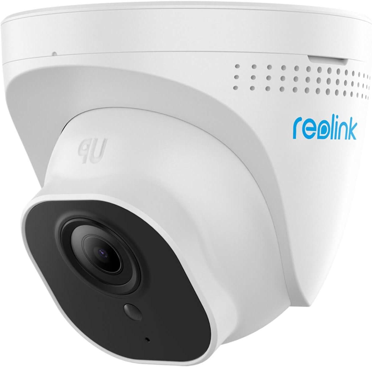 Reolink 5MP Caméra PoE Caméra IP Extérieure Dôme avec Fente pour Carte...