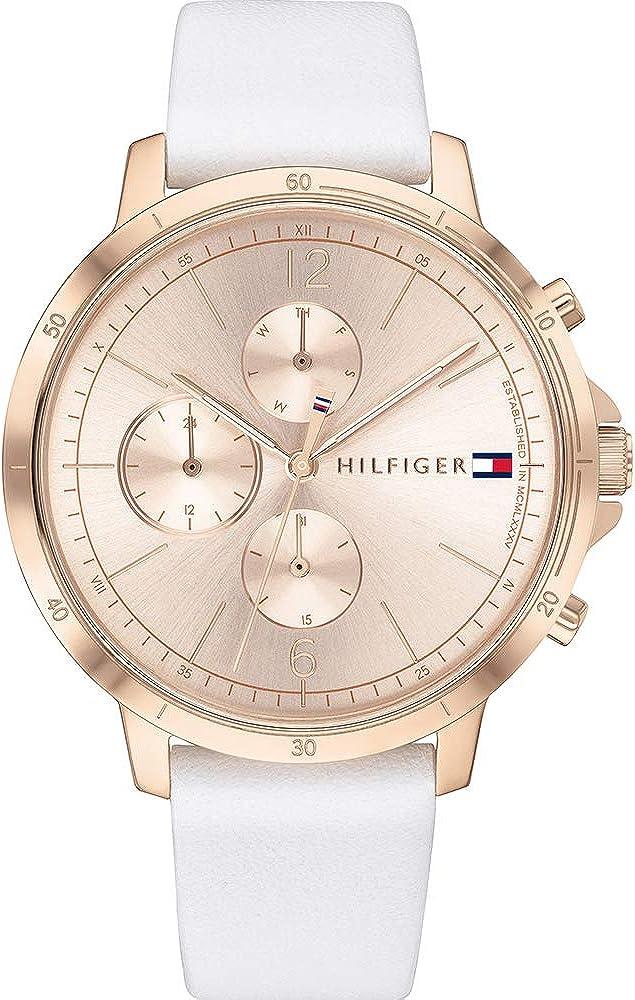 Tommy Hilfiger Madison - Reloj de Cuarzo con Esfera múltiple para Mujer