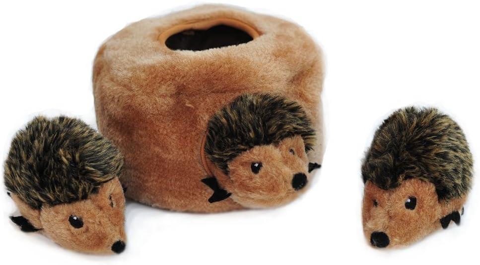 Hedgehog Dog Plush Toy