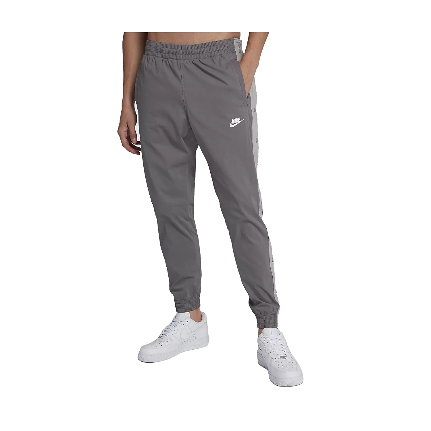 fcb6f224d00e Nike Mens Air Force 1 AF1 Woven Sweatpants at Amazon Men s Clothing store