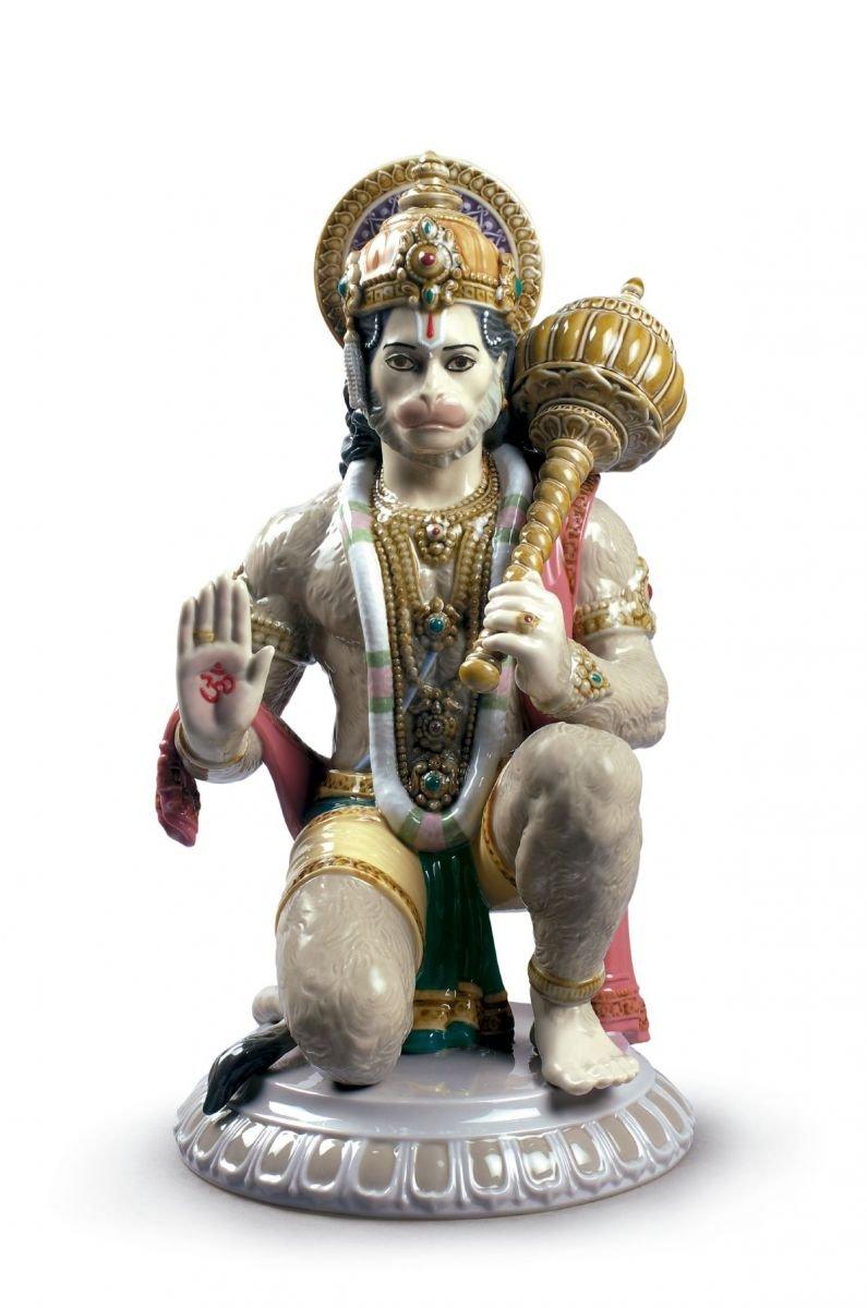 Lladro Porcelain Hanuman 01009293 by Lladro (Image #1)