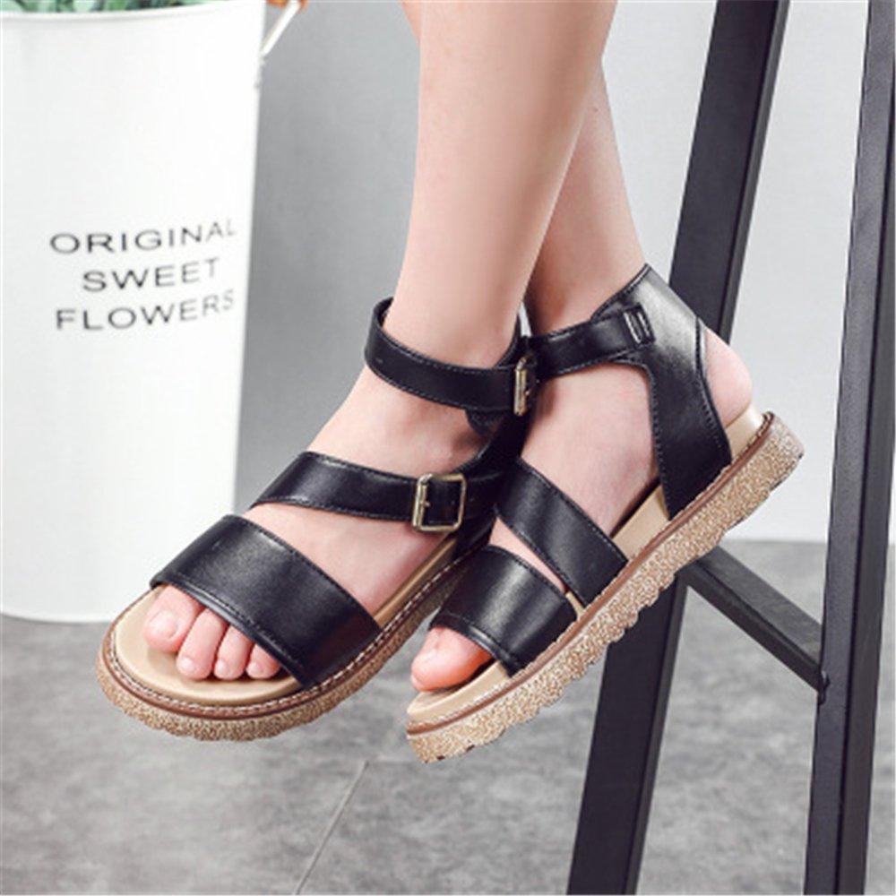 F1rst Rate Little Ellen Girls Toddler-Youth Sandal Princess Crystal Sandals Fashion Summer Shoes