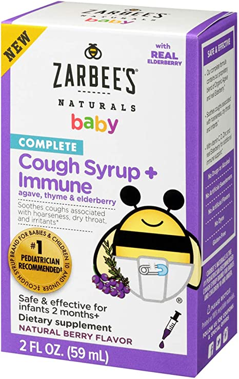 Image result for zarbees baby elderberry""