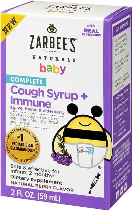 "Image result for zarbees baby elderberry"""