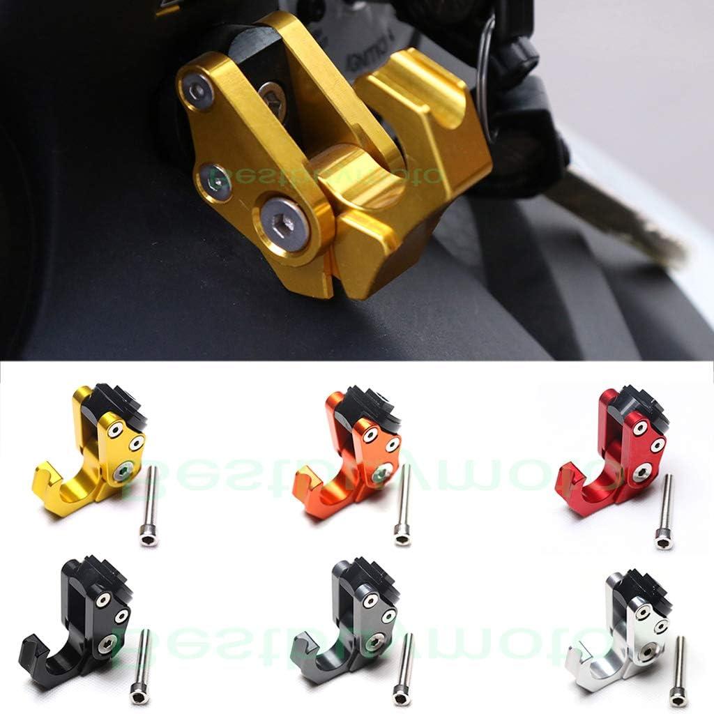 Titanium CNC Luggage Helmet Bag Hanger Hook For Yamaha RC150 LC150 Nmax 155