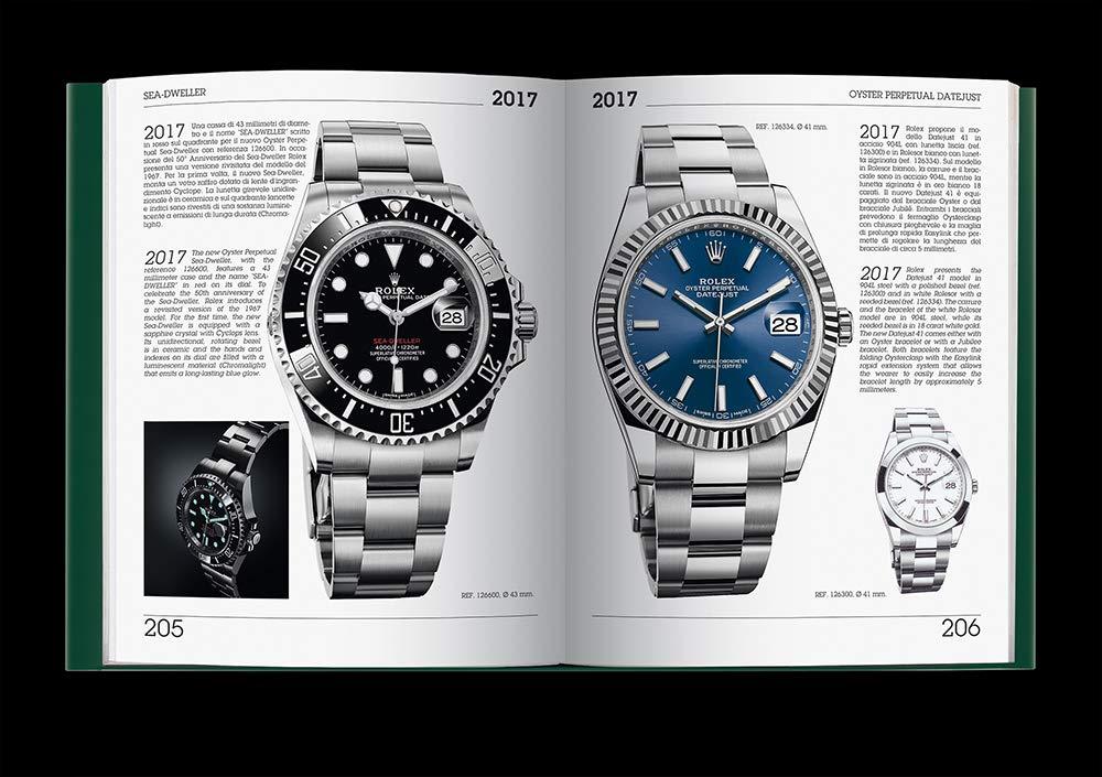 Rolex encyclopedia. Ediz. italiana e inglese: Amazon.es: Giorgia Mondani, Guido Mondani: Libros en idiomas extranjeros