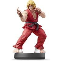 Amiibo Super Smash Bros Series Action Figure Ken - Standard Edition