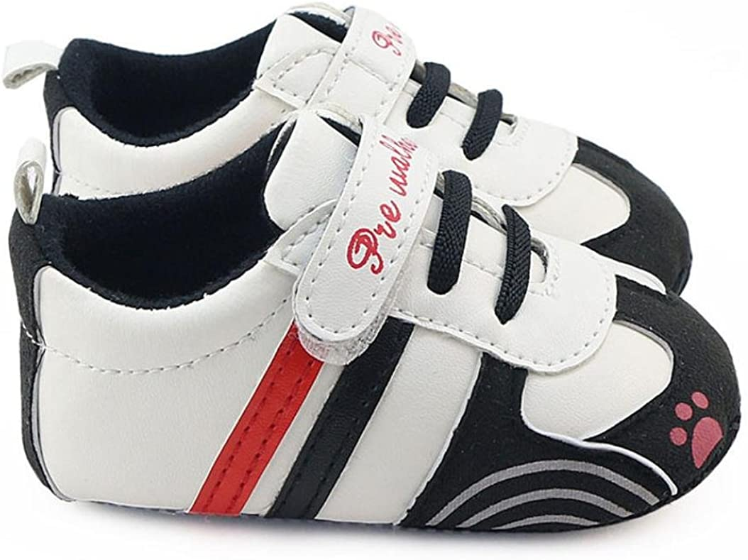 Baby First Walker for 0-12 Months Boys Girls Anti-Slip Sneakers Infant Newborn Sports Crib Shoes Janly/® Shoes