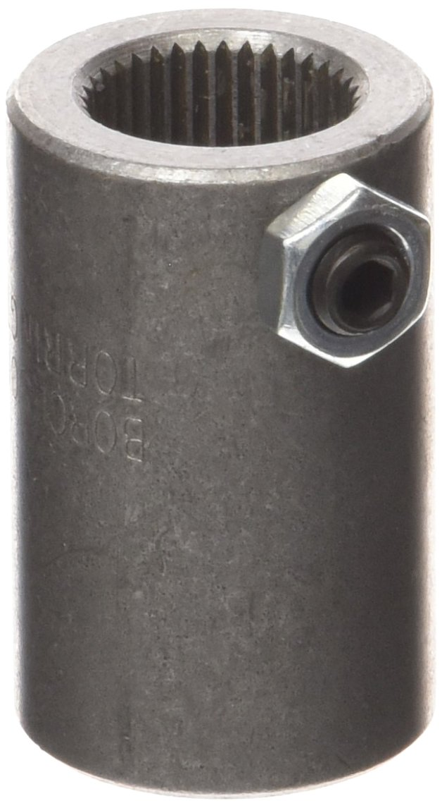 Smooth Bore Steering Coupler 314000 Steel Borgeson