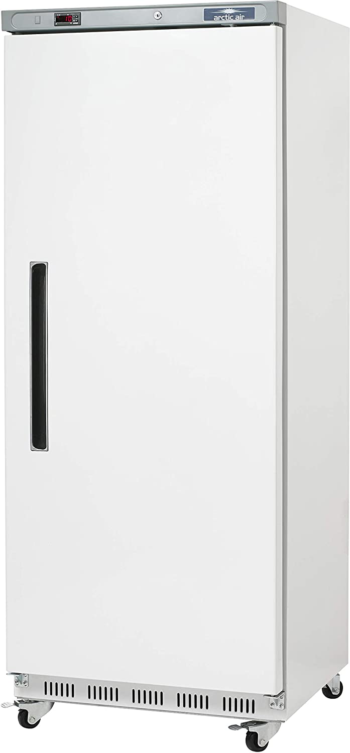 Arctic Air AWF25 Arctic Air AWF25 Single Door Reach-in Freezer, White