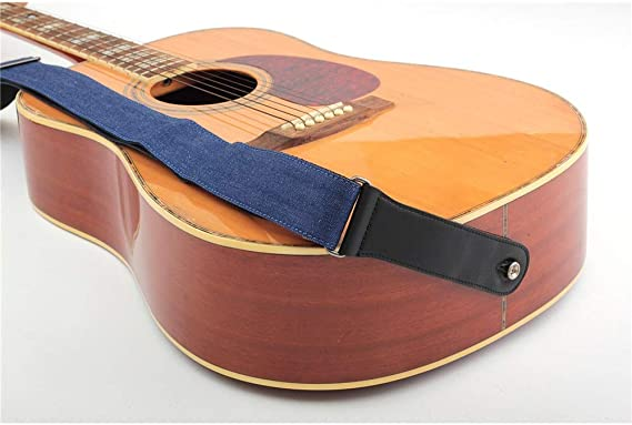 Correa de la Guitarra acústica Correa Denim para Guitarra Correa ...