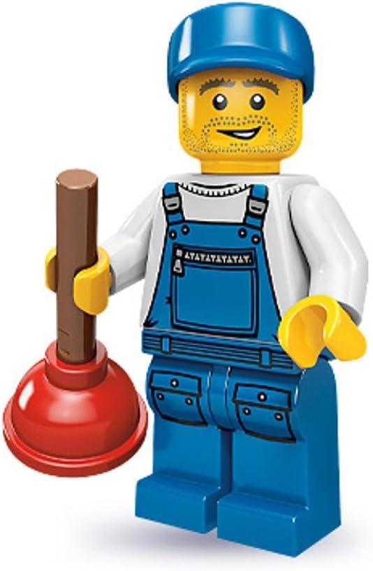 Lego 71000 Series 9 Minifigure Plumber