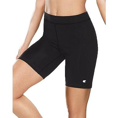 7f396101ff35 Champion Women s Power Cotton Bike Shorts at Amazon Women s Clothing store