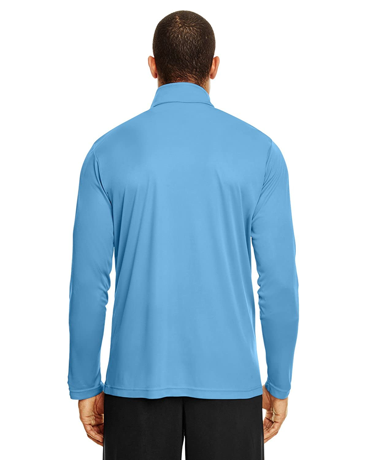 A Product of Team 365 Mens Zone Performance Quarter-Zip Bulk Saving