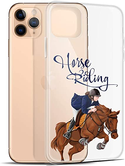 The Horses iphone 11 case