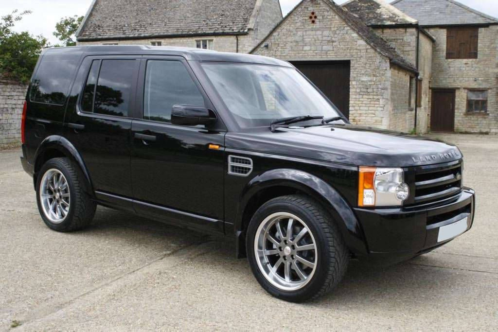 Arrow LANDROVER DISCOVERY 1, 2, 3, 4 92-09 SLOPED 4x4 ESTATE CAR DOG CAGE TRAVEL CRATE PUPPY BOOT GUARD CAGES Arrows LAND_DISC_1-4