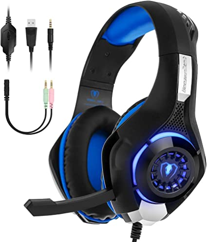 beexcellent micro casque gaming ps4 amazon