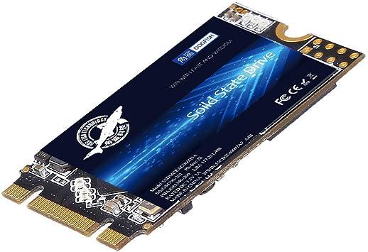 SSD M.2 2242 500GB Ngff Dogfish Unidad De Estado Sólido Incorporada Altura de Alta Velocidad Unidad de Disco Duro de Alto Rendimiento para computadora portátil de Escritorio SSD (500GB, M.2 2242): Amazon.es: