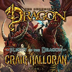 Flight of the Dragon Audiobook