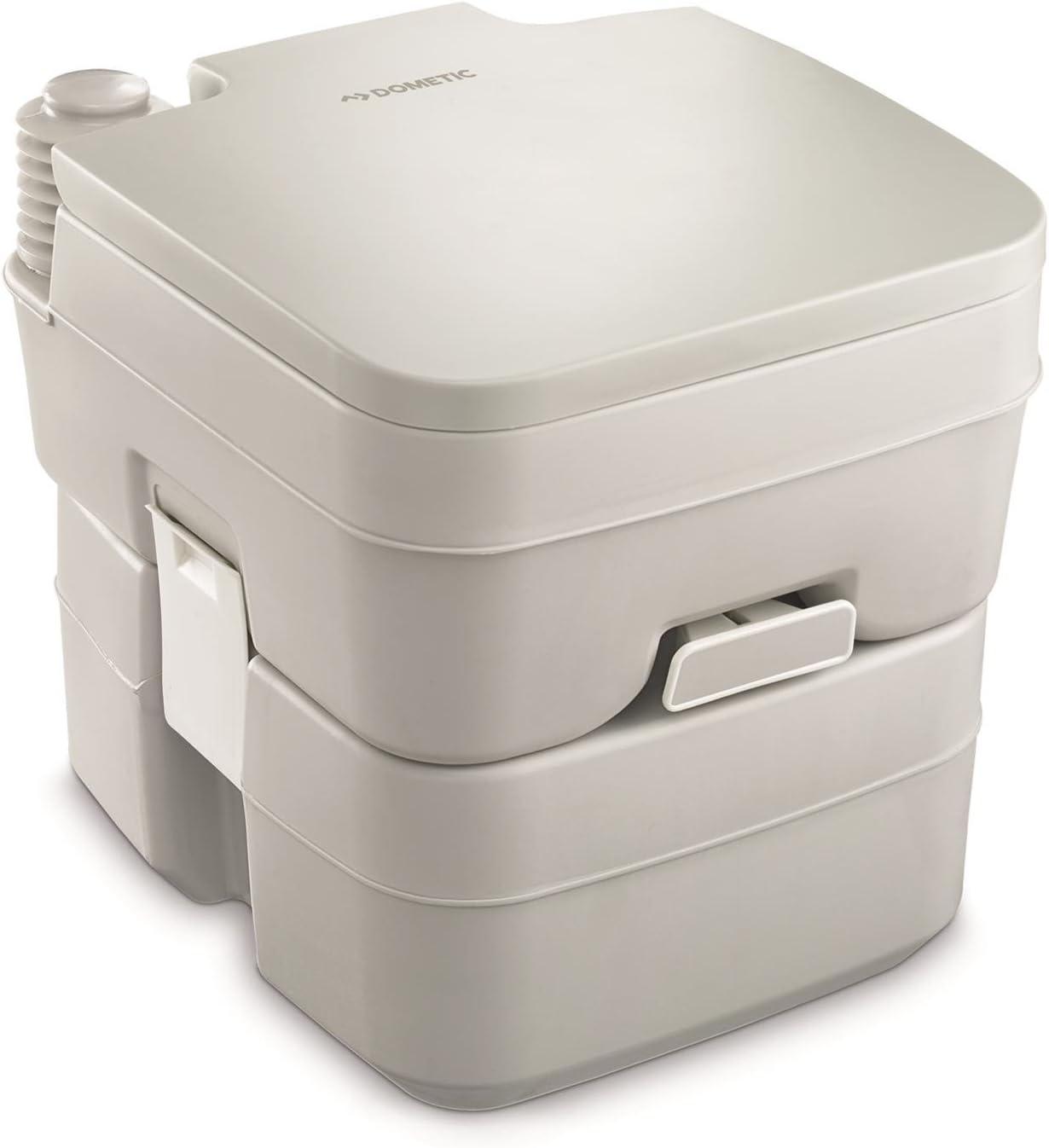 Dometic 9108557677 Tragbare Toilette Grau Auto