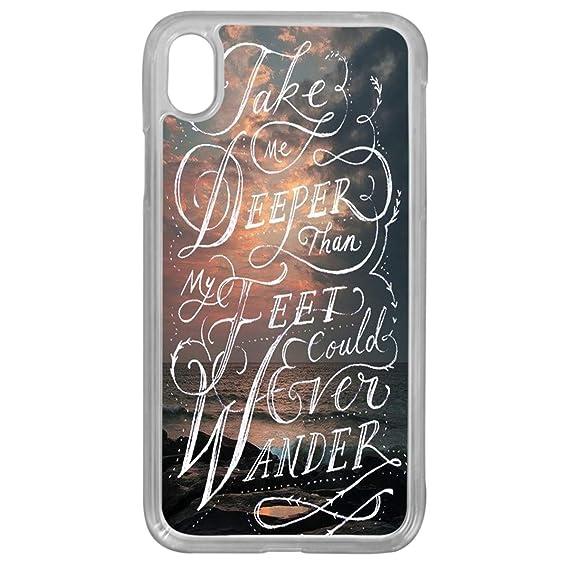 size 40 071d7 a405d Amazon.com: iPhone XR Phone Case,iPhone XR Case Bible Verses,iPhone ...