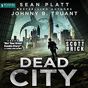 Dead City, Book 1 Audiobook