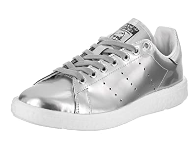 adidas adidasBB0108 Stan Smith Boost da Donna, Argento ...
