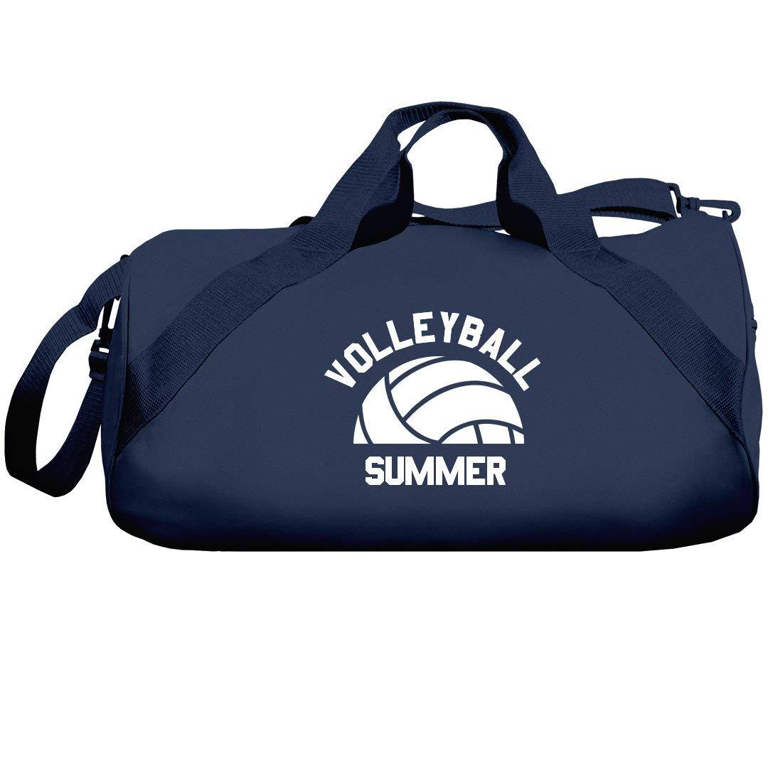 Summer Volleyball Team Duffel: Liberty Barrel Duffel Bag