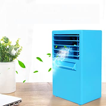 Besorgt Portable Luftkühler Klimageräte Klimaanlage Usb Mobil Luftbefeuchter Ventilator Klimageräte & Heizgeräte Klimageräte & Ventilatoren
