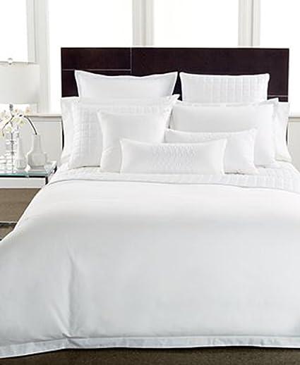 Amazon Com Hotel Collection 600 Thread Count Cotton King Duvet