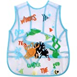 Everpert - Baberos impermeables para bebé, diseño de dibujos ...
