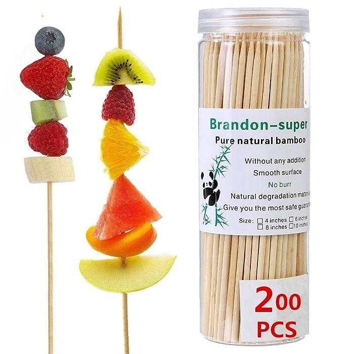 The Best Wooden Food Sticks 6