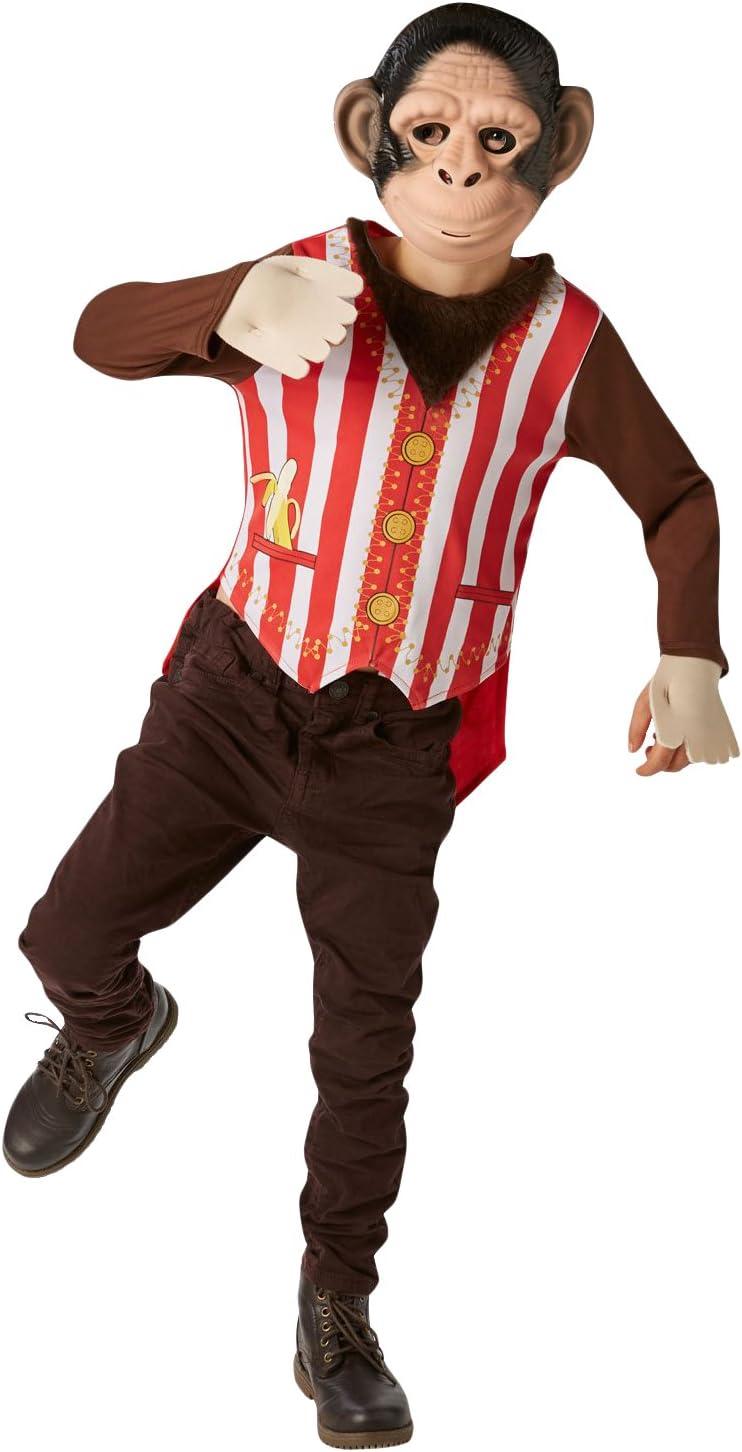 Rubies s – Disfraz de oficial Señor Mono niños circo Fairytale ...