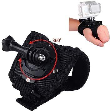 SUNMENCO - Arnés Ajustable para cámara de acción SJ4000 4K WiFi ...