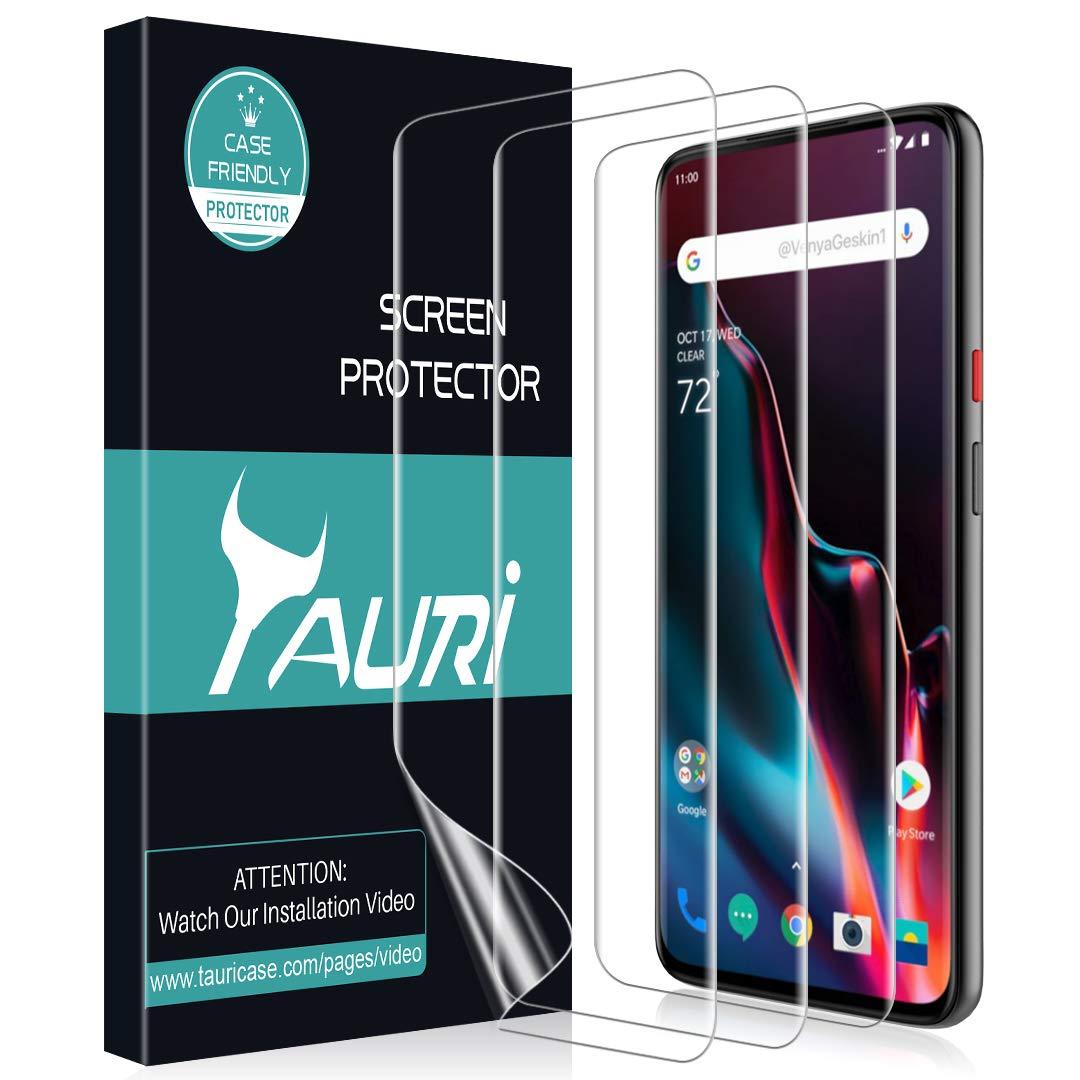 3 Protectores De Pantalla Film Para Oneplus 7 Pro (oferta )