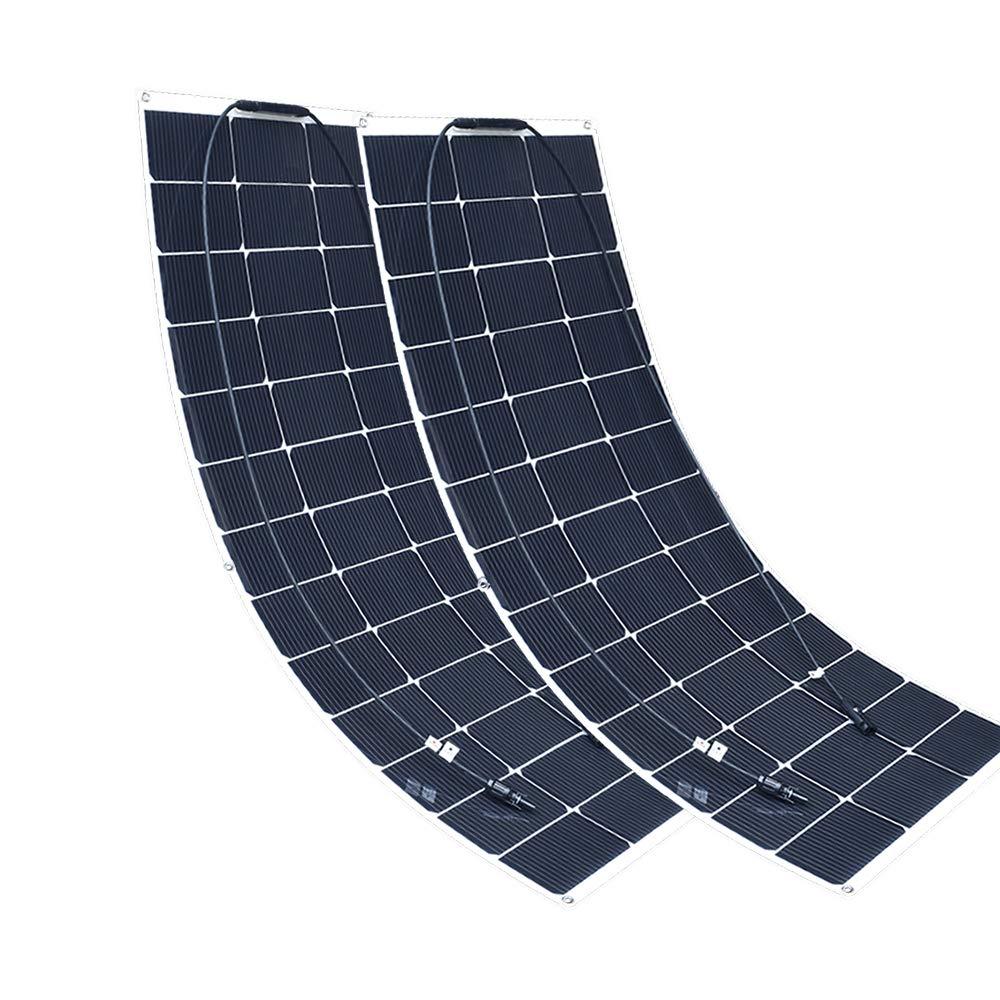 おすすめ XINPUGUANG ソーラーパネル 2* 100W 200W 19.5V 12V キャビン 16V 防水 12V 曲げ可能 ソーラーチャージャー 高変換効率 単結晶 ソーラー充電器 太陽光発電 フレキシブル 超薄型 防水 防振 防塵 車 RV ボート キャビン テント等に対応 充電器 (200W ソーラーパネル) B07JVMLB7C, タンスのゲン DESIGN THE FUTURE:be995088 --- a0267596.xsph.ru